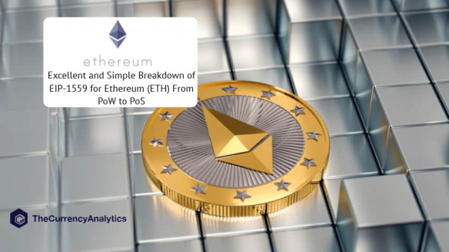 Excellent and Simple Breakdown of EIP-1559 for Ethereum (ETH) From PoW to PoS